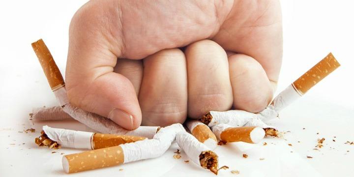 Bỏ thuốc lá cần một quyết tâm rất cao!