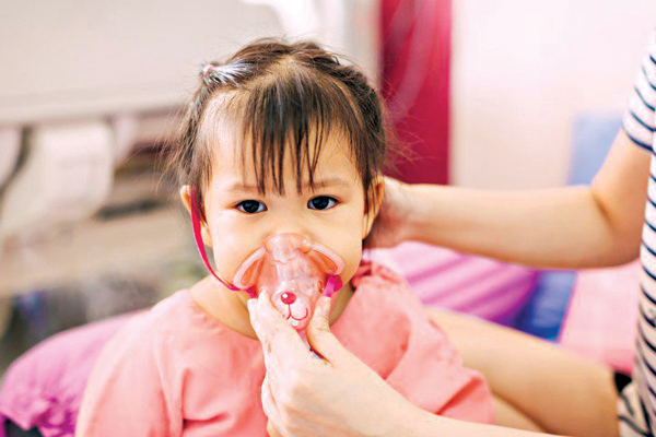 Nguyên nhân gây viêm phổi kéo dài ở trẻ dưới 5 tuổi