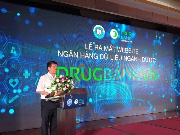 Bộ Y tế ra mắt ngân hàng dữ liệu tra cứu thông tin thuốc trực tuyến đầu tiên của Việt Nam