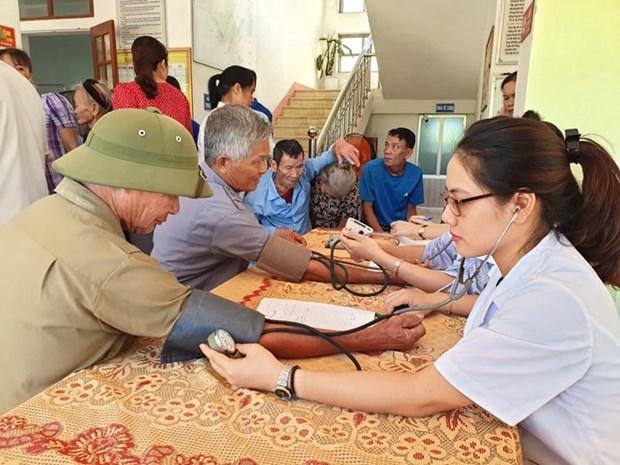 Bệnh không lây nhiễm là nguyên nhân gây tử vong hàng đầu ở Việt Nam