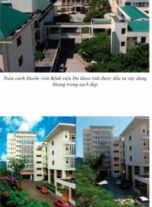 Bệnh viện đa khoa tỉnh Quảng Ninh – Quang Ninh general hospital