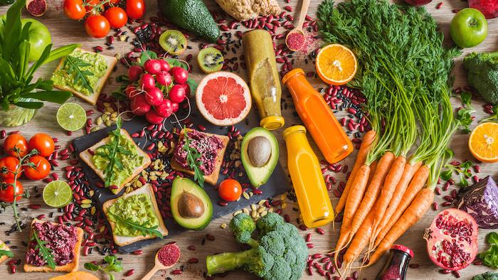 Nên bổ sung thực phẩm tốt cho hệ miễn dịch