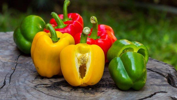 Nam giới tinh trùng yếu nên ăn nhiều ớt chuông