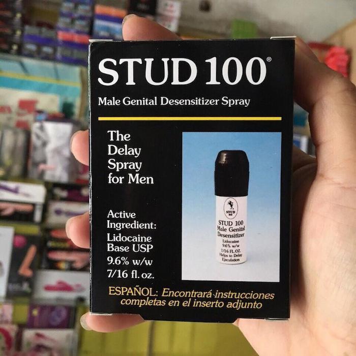 Stud 100 bảo bối cho các quý ông sinh lý yếu