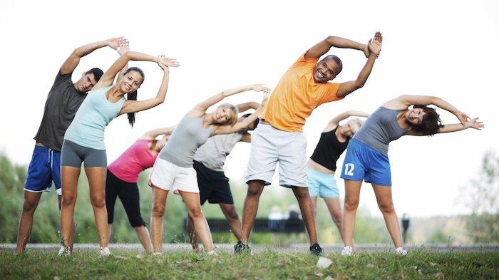 Tập thể dục giúp phòng ngừa bệnh lao phổi hiệu quả
